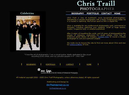 Chris Traill Photograhy